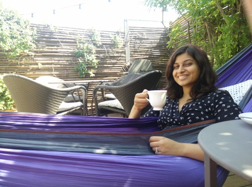 Coffee and hammock: perfect life!